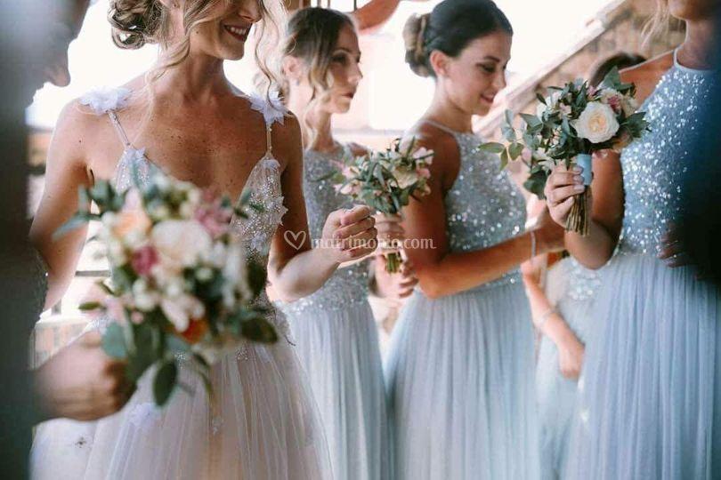 Real wedding San Bartolomeo c.