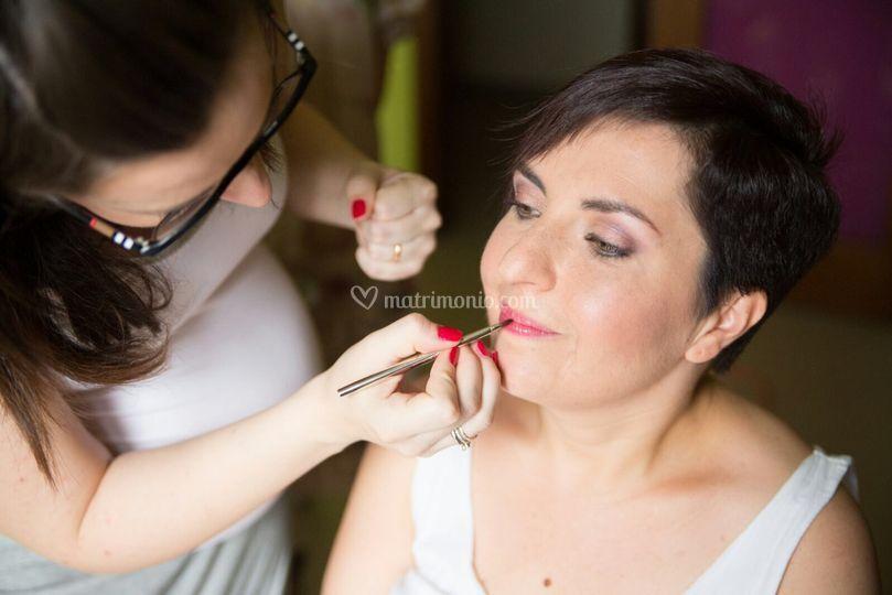 Manuela, sposa di giugno