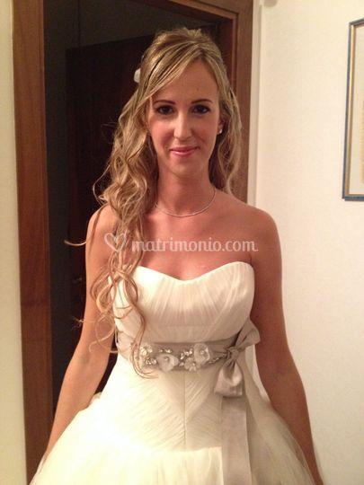Giulia, sposa di luglio