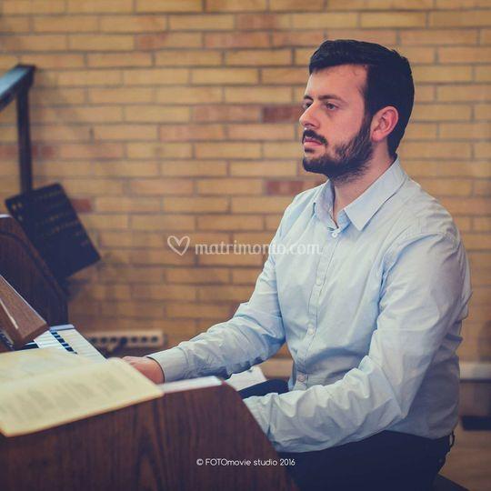 Samuele Giampietro Organista