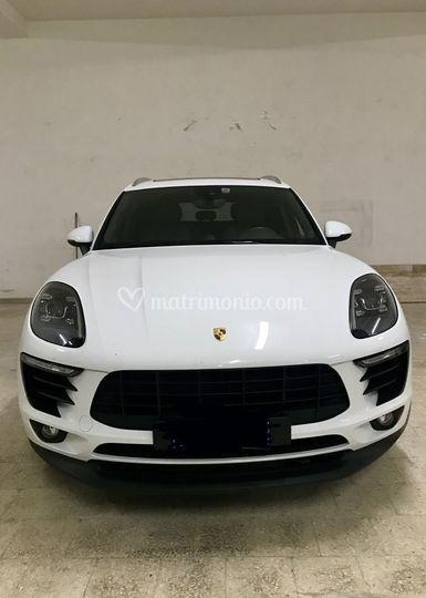 Il SUV Porsche