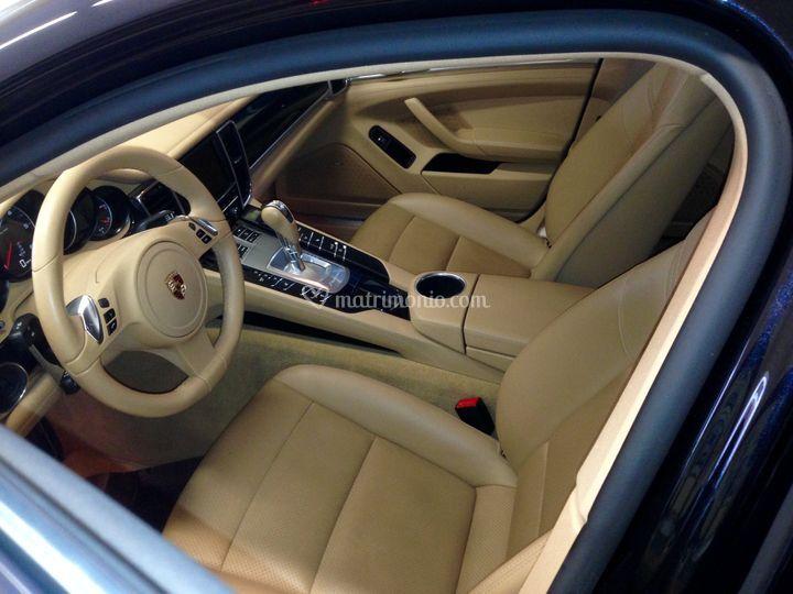 Interni Porsche