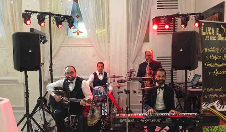 Luca & Diego - Live Music Entertainers