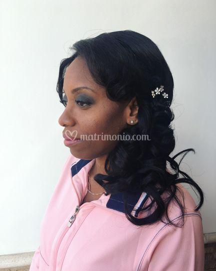 Makeup per testimone