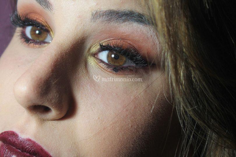 Luana Bove Makeup