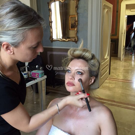 Sara De Chirico Make Up Artist