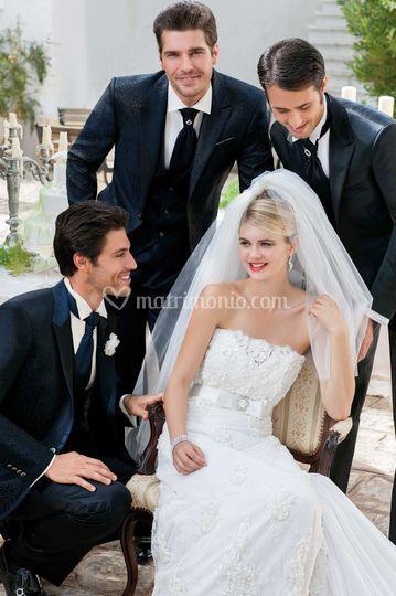 Sposa moderna