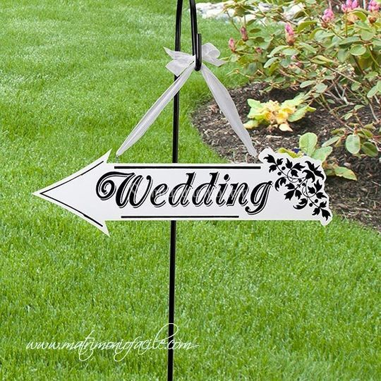 Cartello wedding