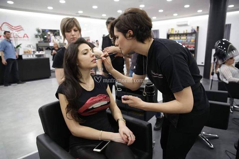 Arianna Mercurio Make Up Artist