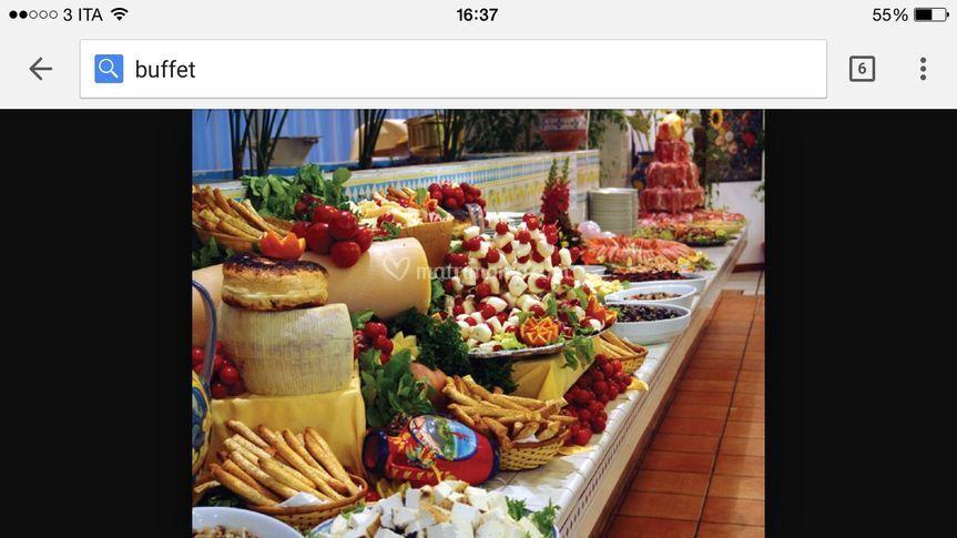 Real buffet