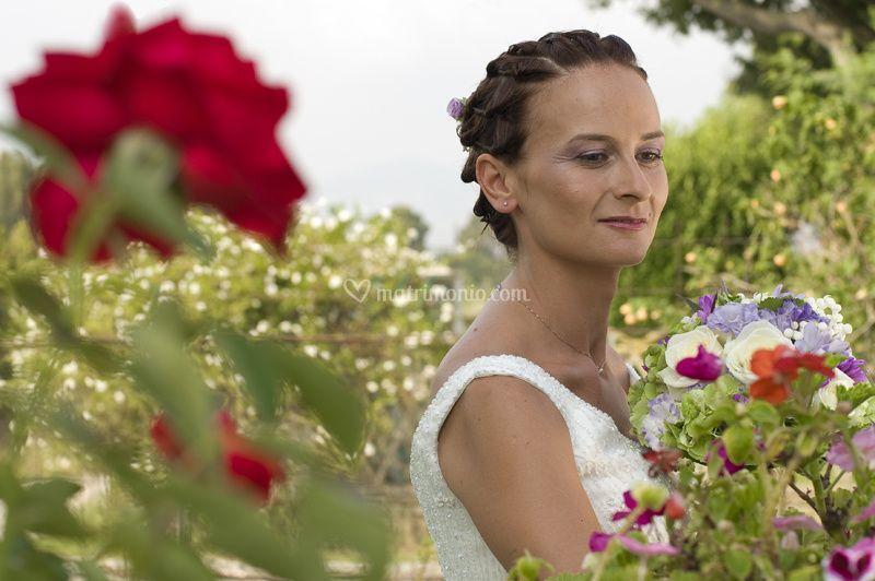 Tra i fiori