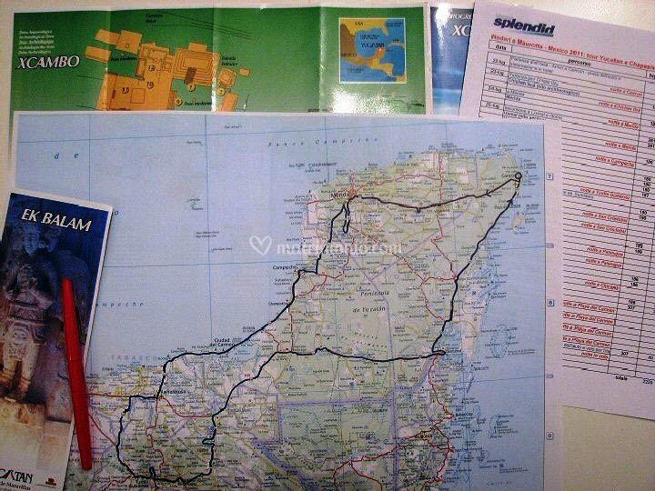 Itinerari su misura Messico