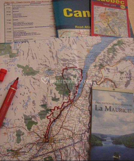 Itinerari su misura Canada