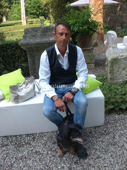 Matrimonio-Fabio con Cocorito