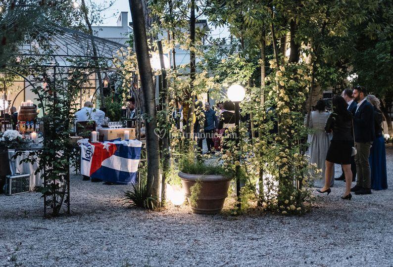 Bar giardino segreto