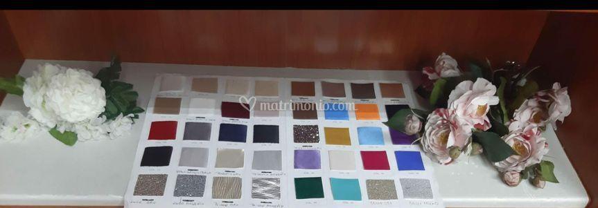 Scegli il tuo colore