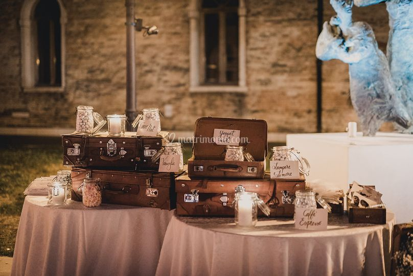 Matrimonio a tema Viaggio