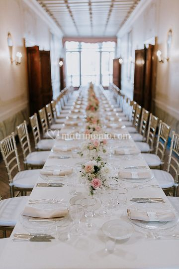 Tavolo imperiale wedding