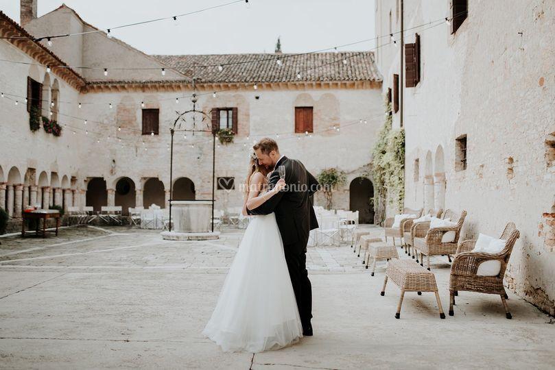 Matrimonio abbazia del pero