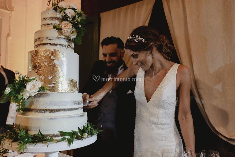 Matrimonio Taglio Torta