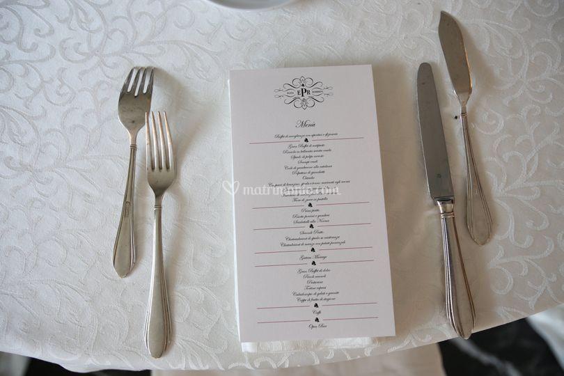 Menù al Tavolo