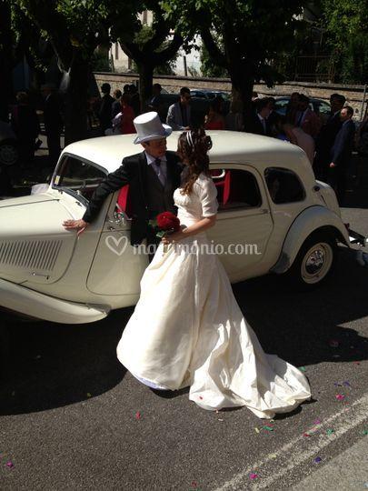 Alice e Fabrizio