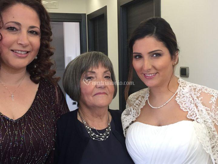 Wedding Maura Make up
