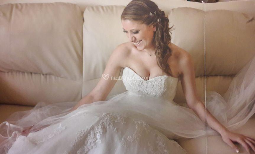 Wedding Carmela Make up