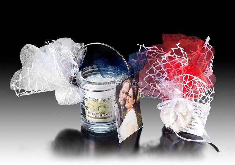 Matrimonio Tema Yankee Candle : Piccole fantasie