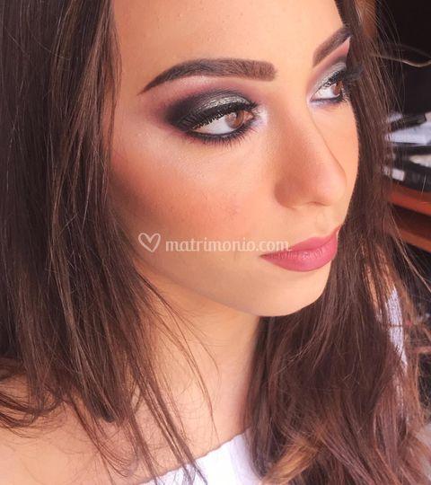 Silver make up