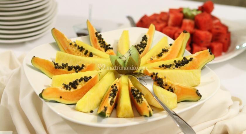 Decorazioni Buffet Frutta : Decorazioni frutta di montevergine agriresort foto 9