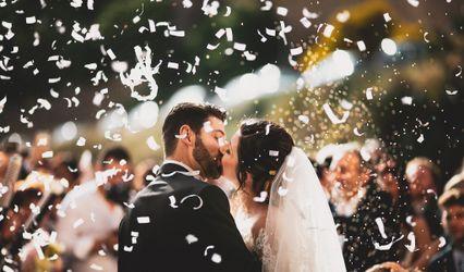 Le nozze di Alessia e Simone