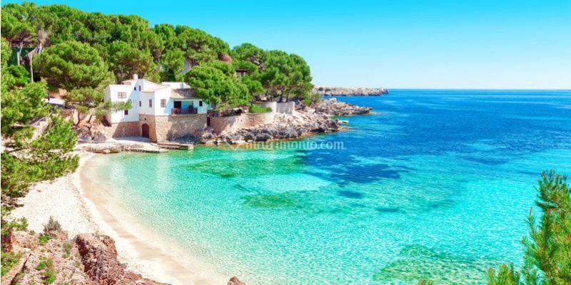 L'azzurro mare spagnolo
