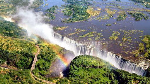 Indimenticabili Victoria Falls