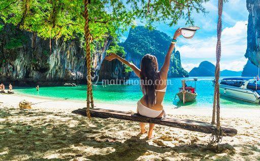 Monkey Beach - Phi Phi Island