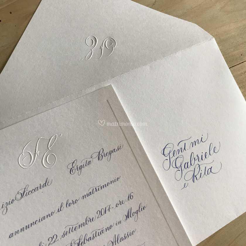 Buste Partecipazioni Matrimonio.Fe Inviti E Buste 2 Di Manuela Madini Foto 15