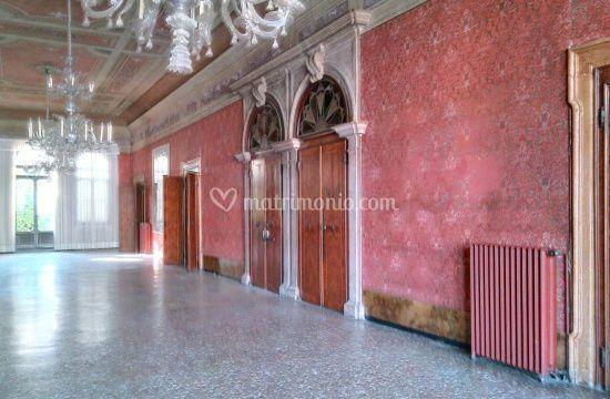 Piano nobile 1500 vuoto