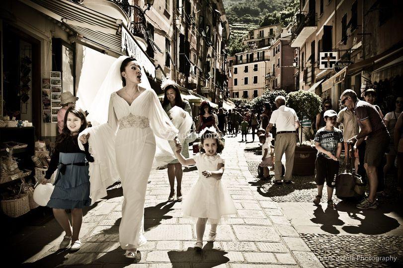 Matrimonio a Vernazza