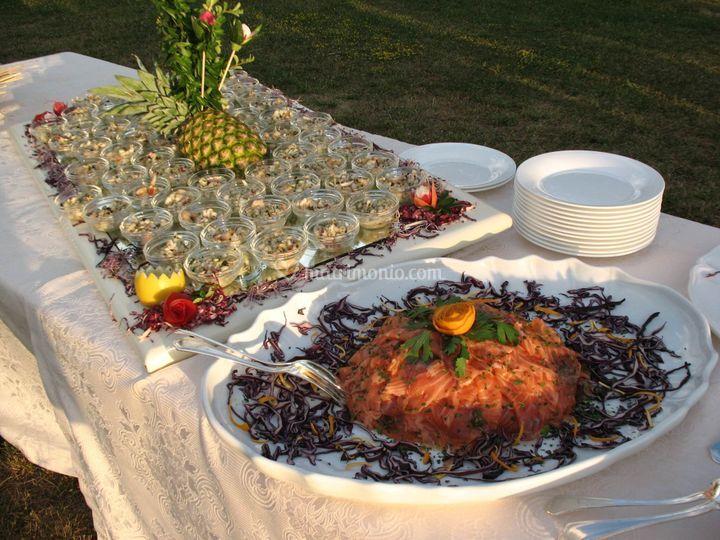 Il banqueting d'autore