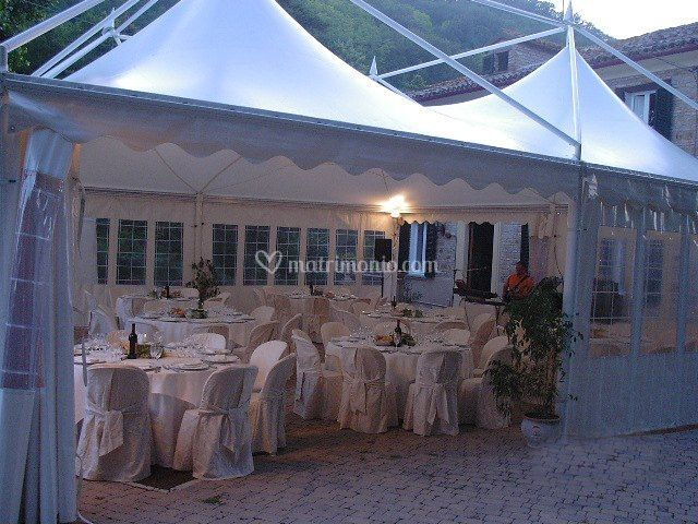 Festa privata in villa