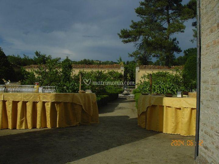 Matrimonio, villa storica