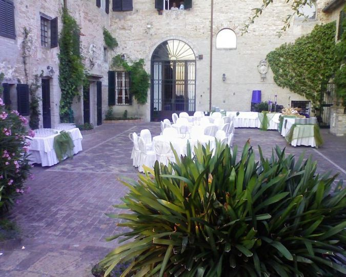 Matrimonio in castello