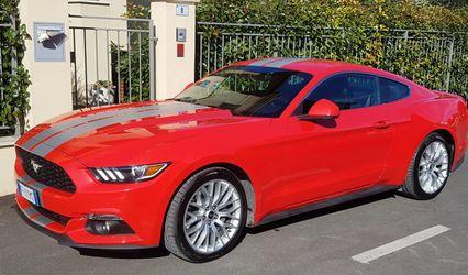 Le Mustang di Davide 1