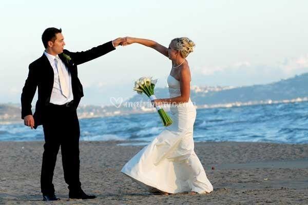 Foto Matrimonio Spiaggia : Consigli per video di matrimonio sulla spiaggia