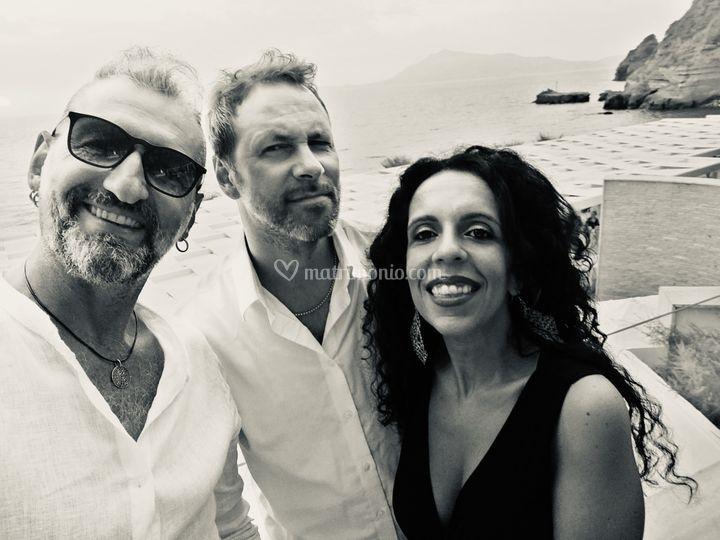 International Wedding Trio