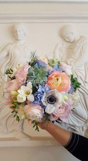 Art Flowers by Mara