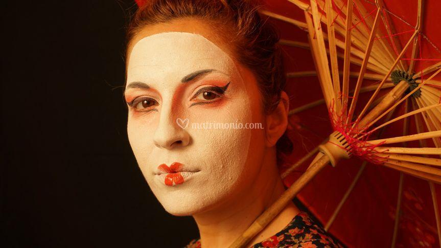 Ispirazione geisha