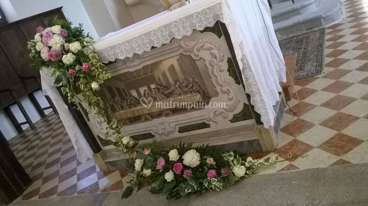 Composizione altare