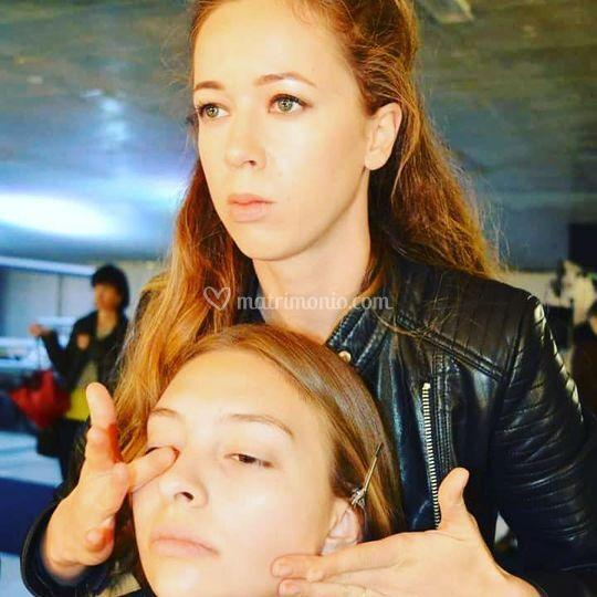 Servizio makeup