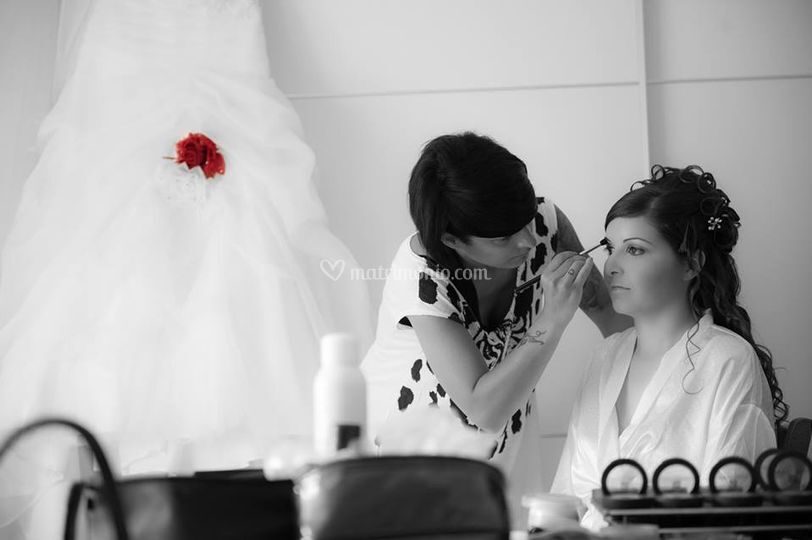 Make up Sposa personalizzato